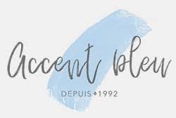 Logo - Accent bleu