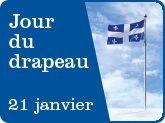 Logo - Jour du Drapeau québécois